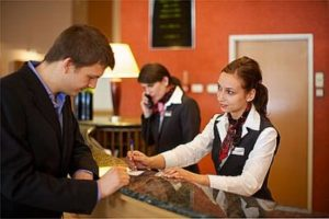 troca de turno hotel